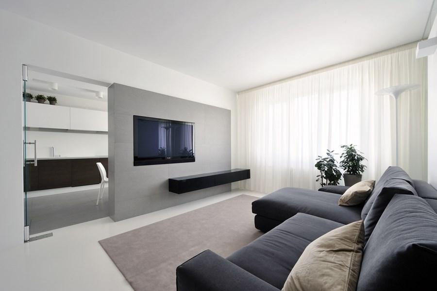 Apartment in Trekhgorka by Alexandra Fedorova 03