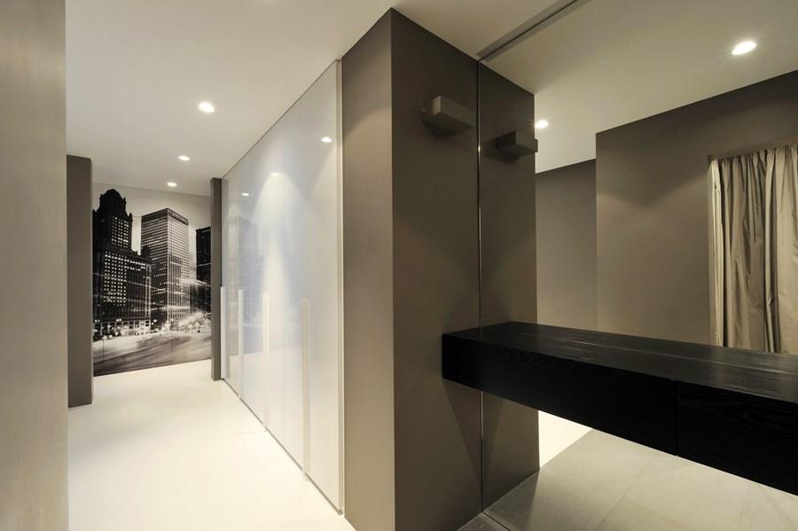 Apartment in Trekhgorka by Alexandra Fedorova 07