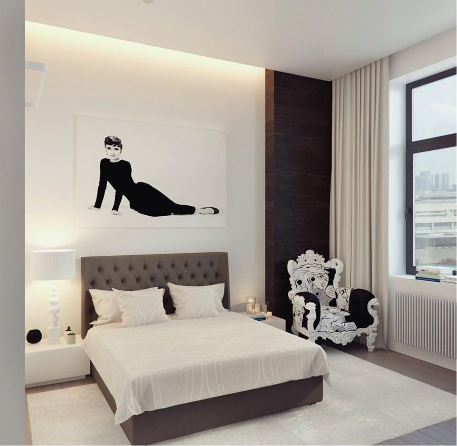 Apartment On Yakimanka By Alexandra Fedorova