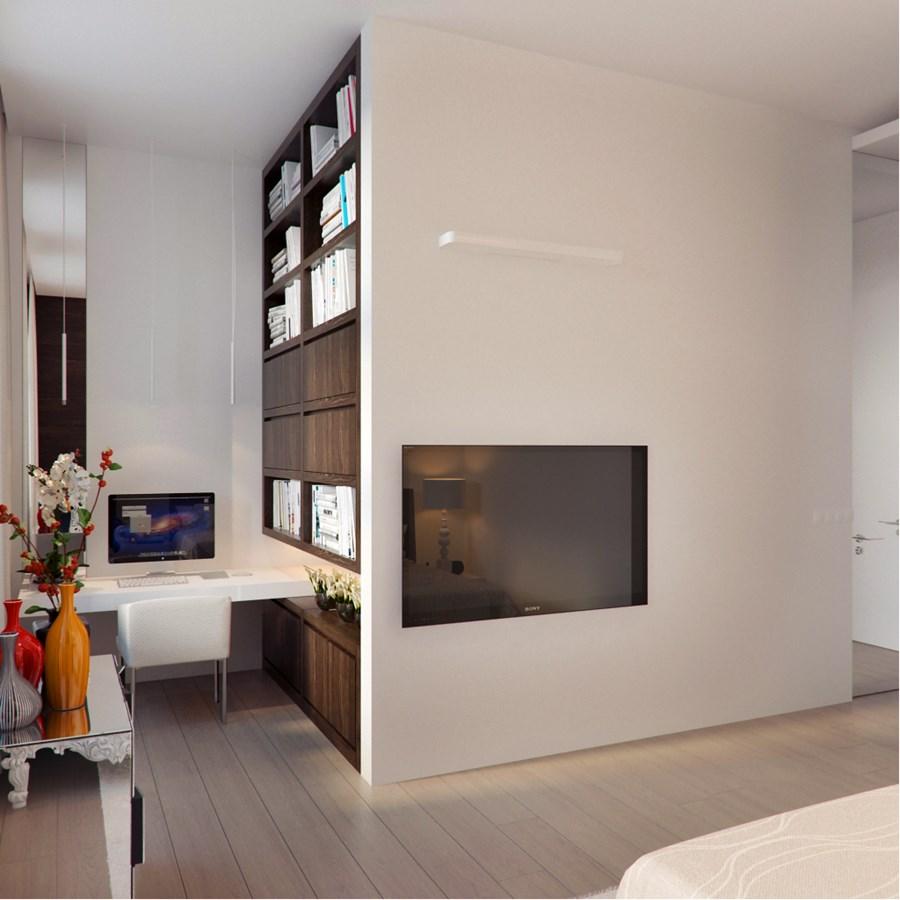 Apartment on Yakimanka by Alexandra Fedorova 12