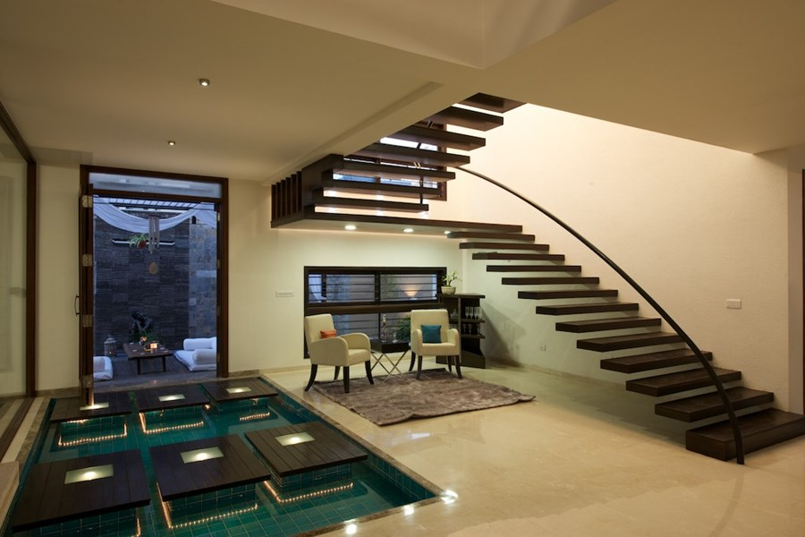 The Curved Wall House by SAK Designs 03