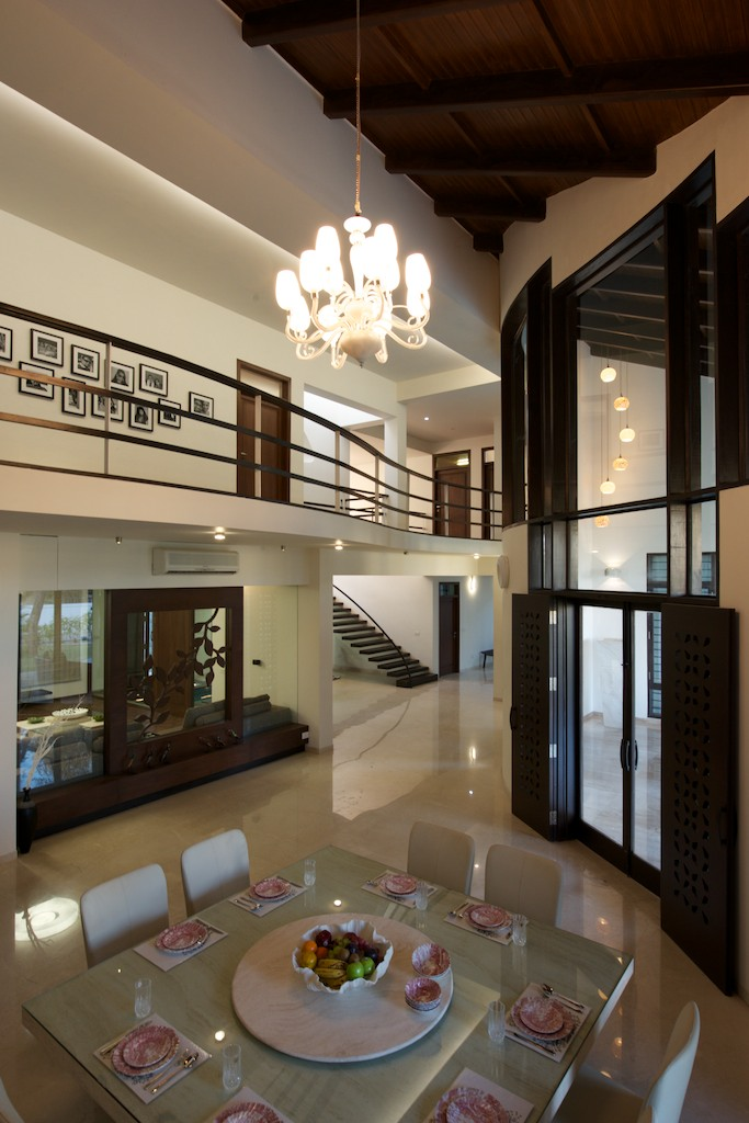 The Curved Wall House By Sak Designs Myhouseidea