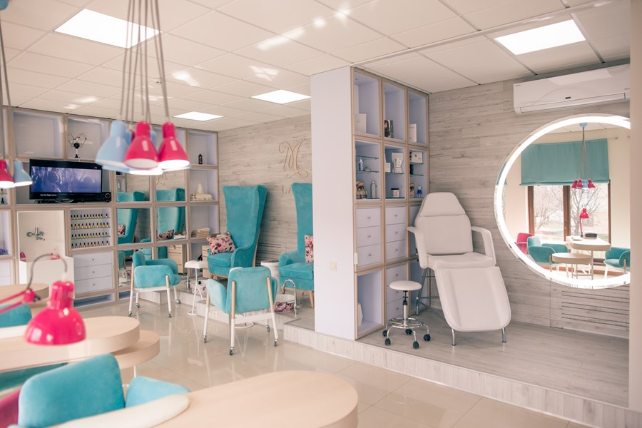Beauty salon by Cult of Design 06