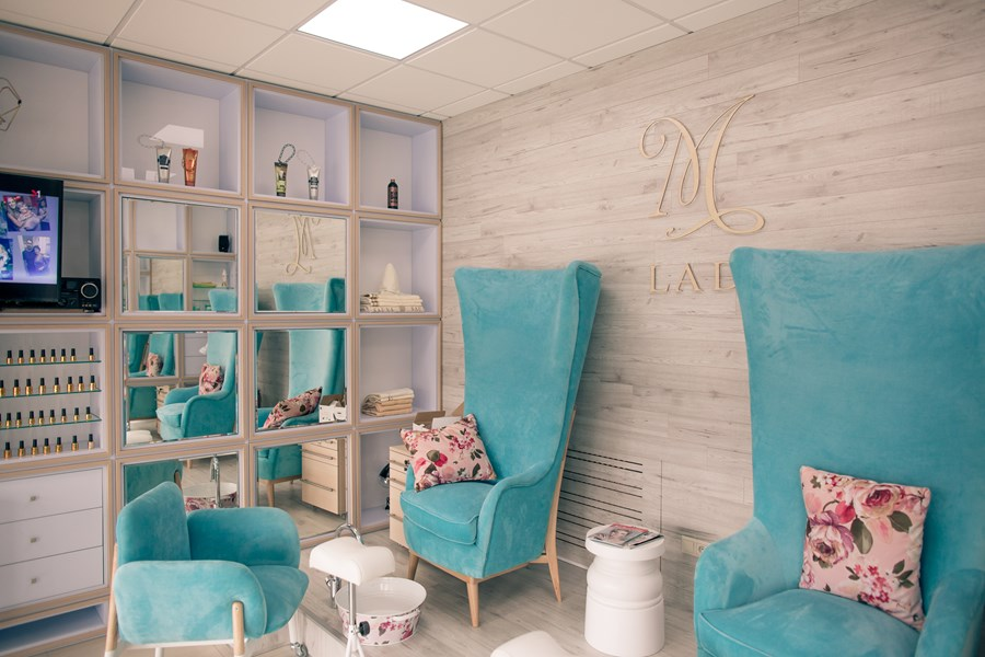 Beauty salon by Cult of Design 09