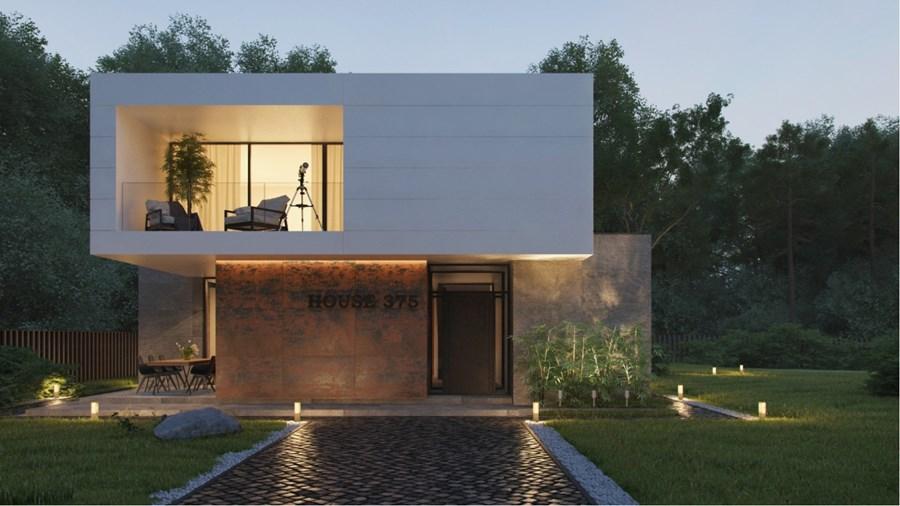 Country residence in Sudimlja 02