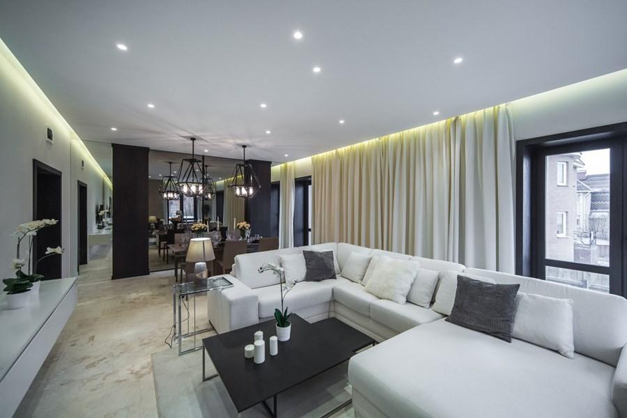 Living room by Alexandra Fedorova 03