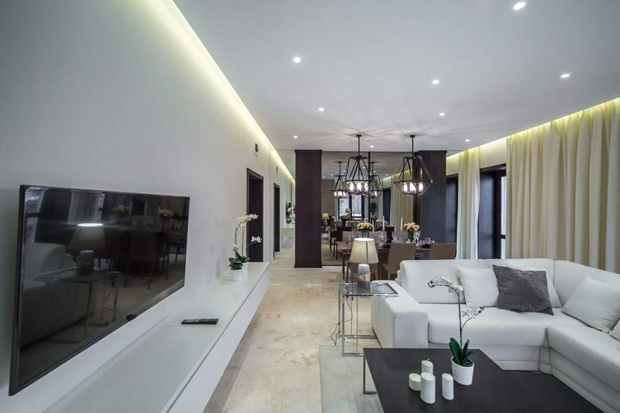Living room by Alexandra Fedorova 04