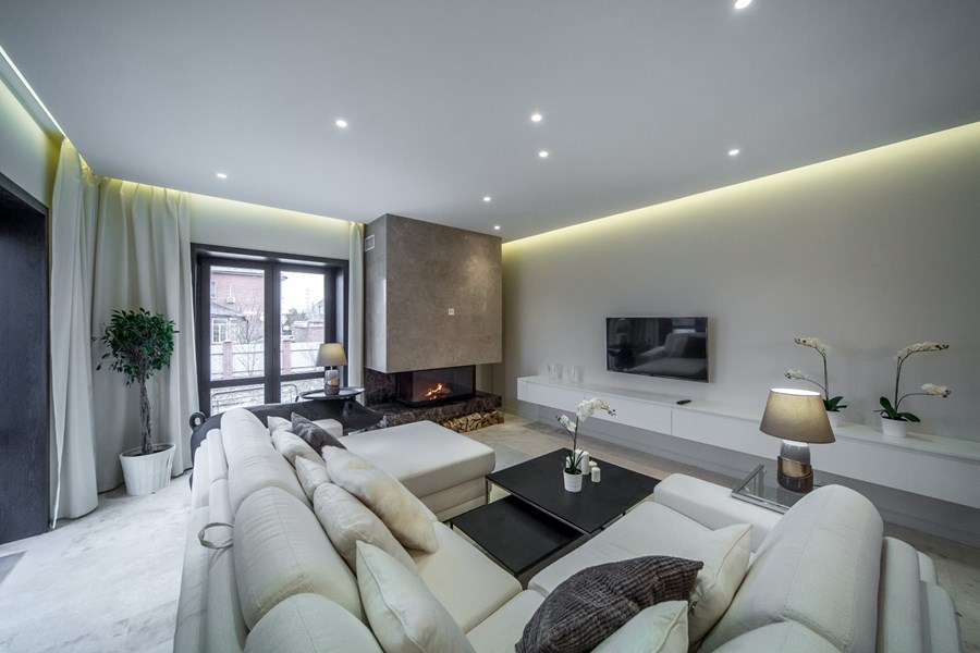 Living room by Alexandra Fedorova 07
