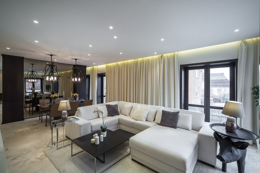 Living room by Alexandra Fedorova 08