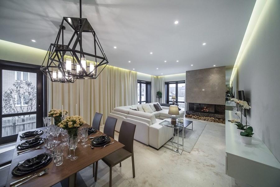 Living room by Alexandra Fedorova 10