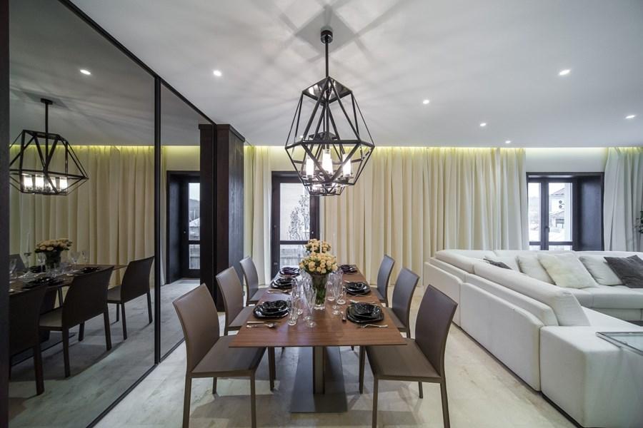 Living room by Alexandra Fedorova 11