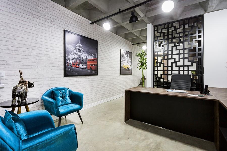 Kazzaarq architecture, brazilian office 01
