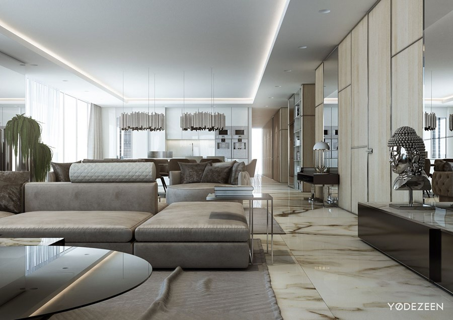 Luxurious residence in miami by yodezeen 02 myhouseidea - Residence moderne miami dkor interiors ...