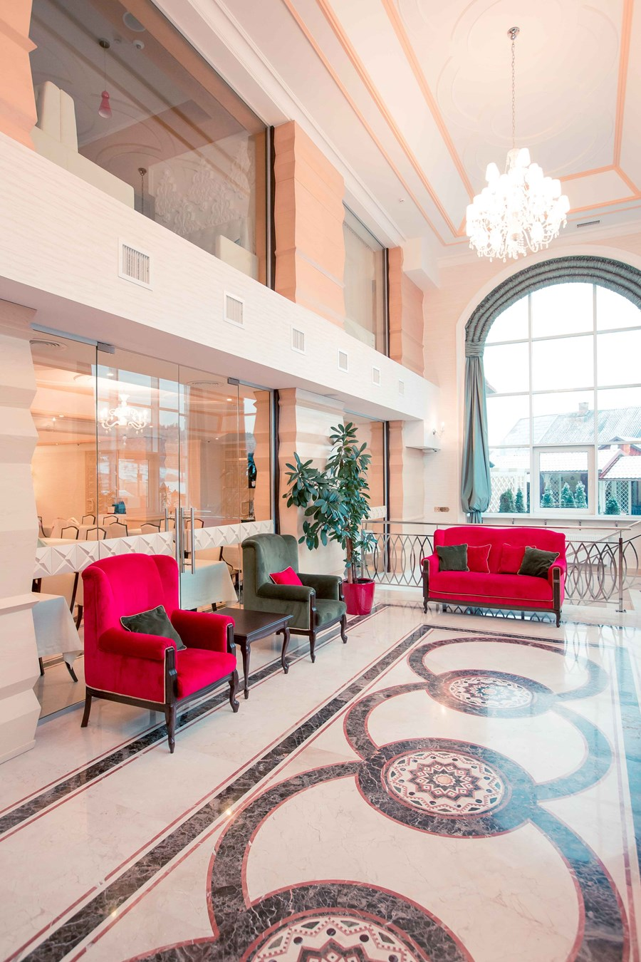 Modern Hotel by Cult of Design 06