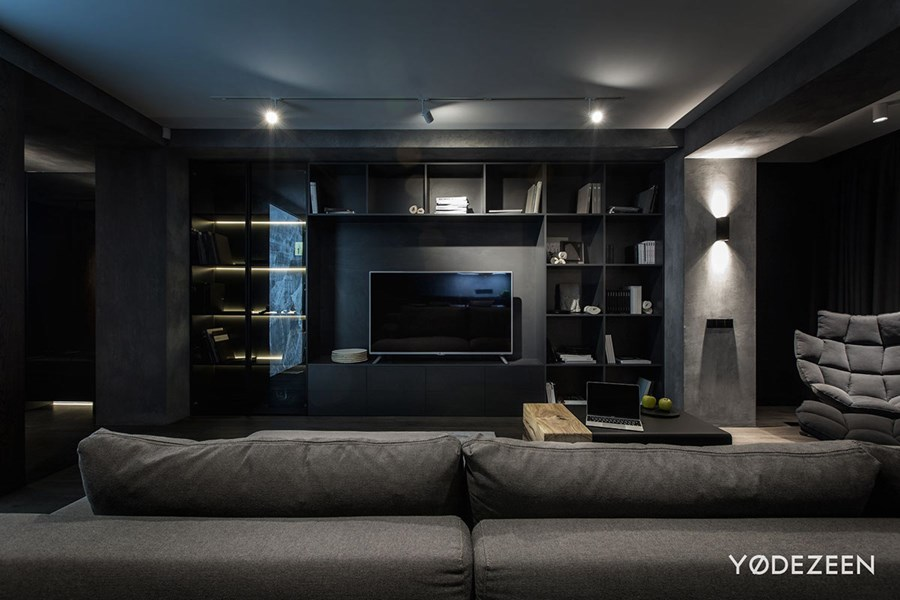 Modern home interior by YoDezeen 04
