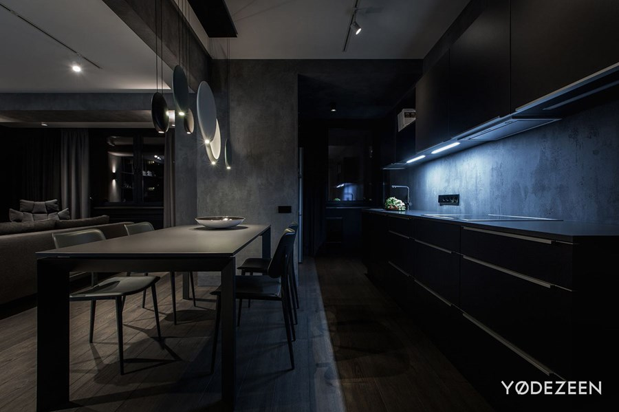 Modern home interior by YoDezeen 09