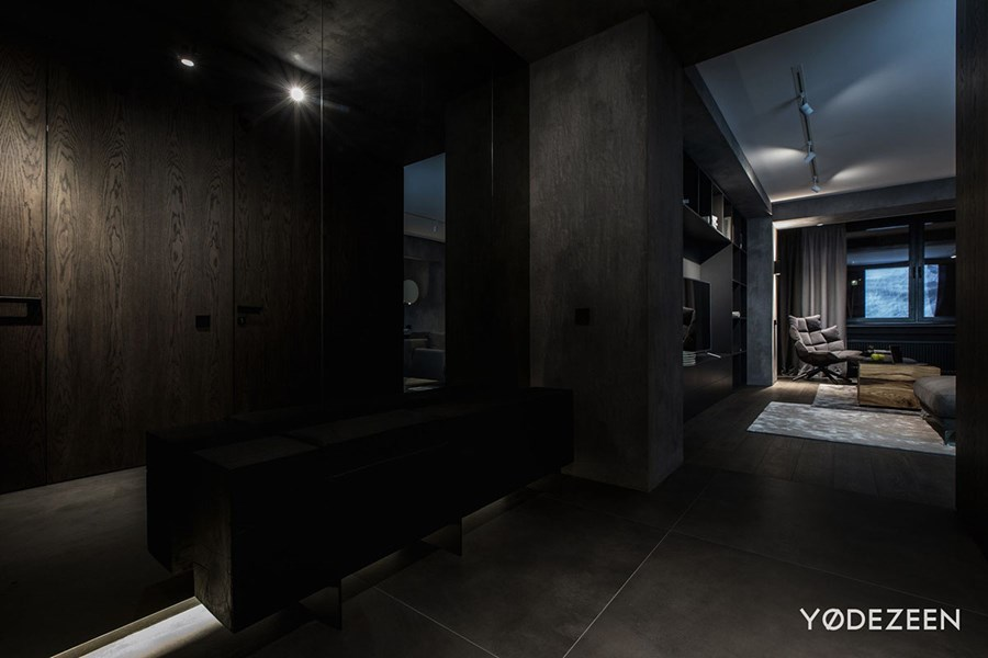Modern home interior by YoDezeen 15