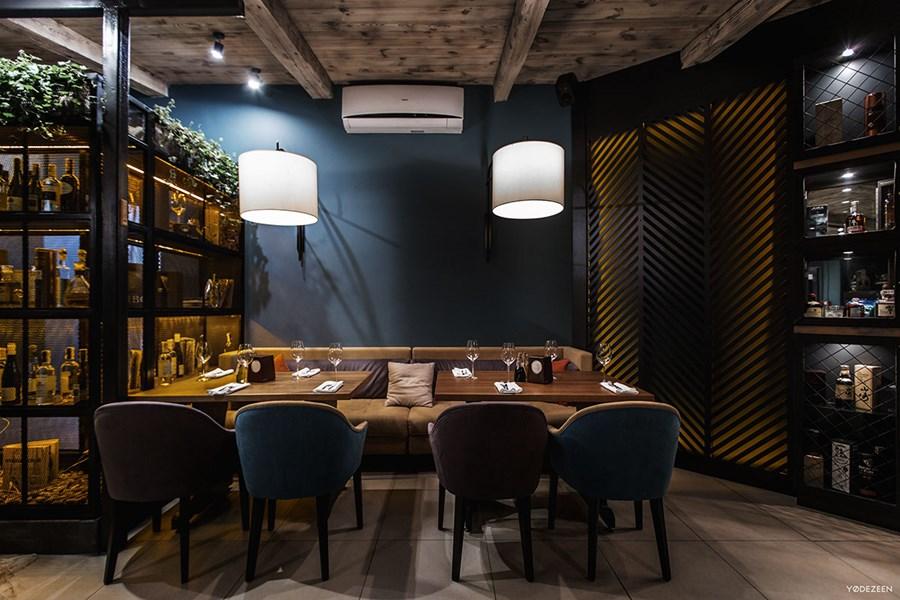 Toscana Grill Restaurant by YoDezeen 07