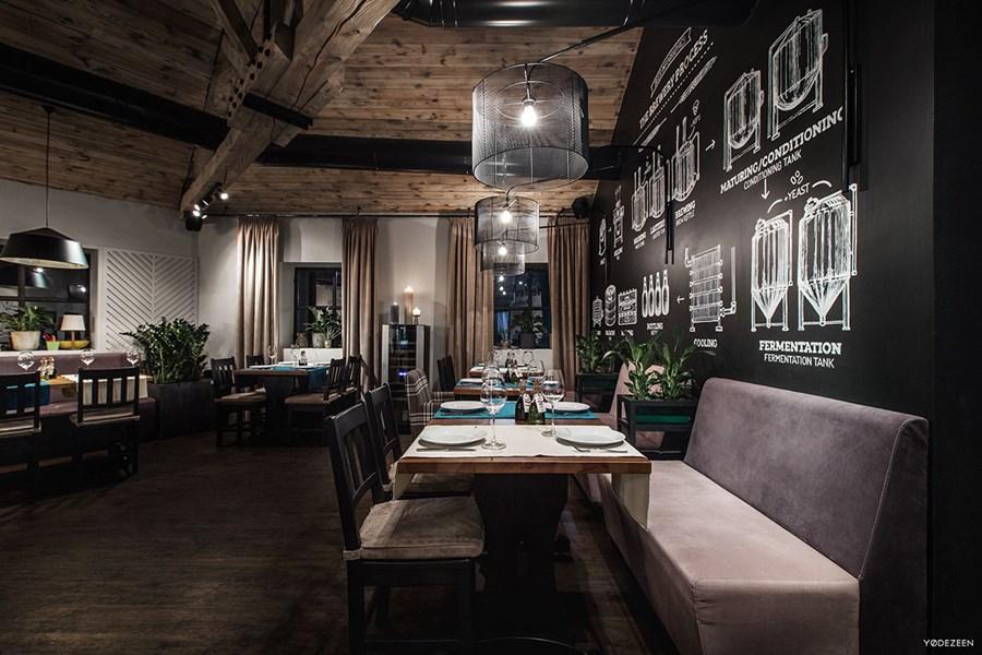 Toscana Grill Restaurant by YoDezeen 09
