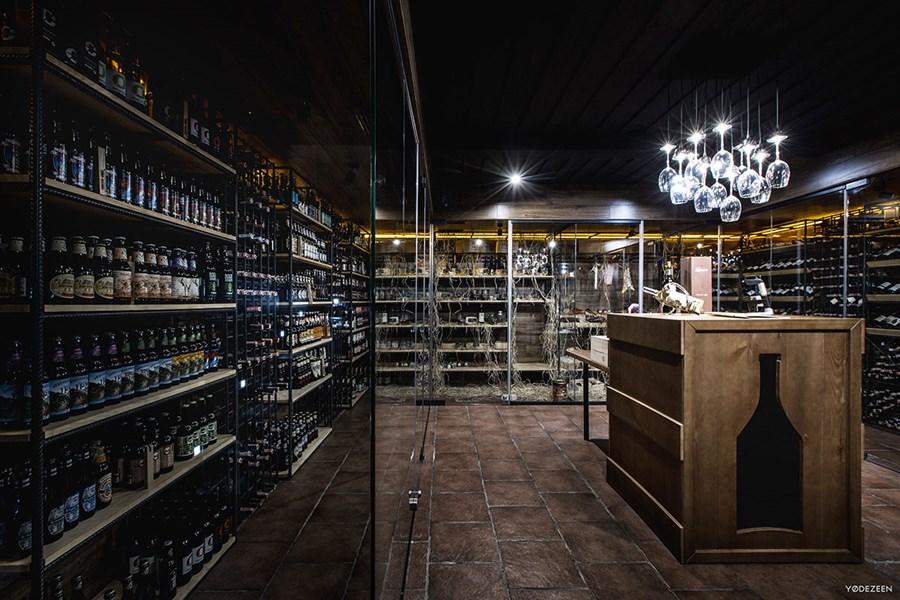 Toscana Grill Restaurant by YoDezeen 11