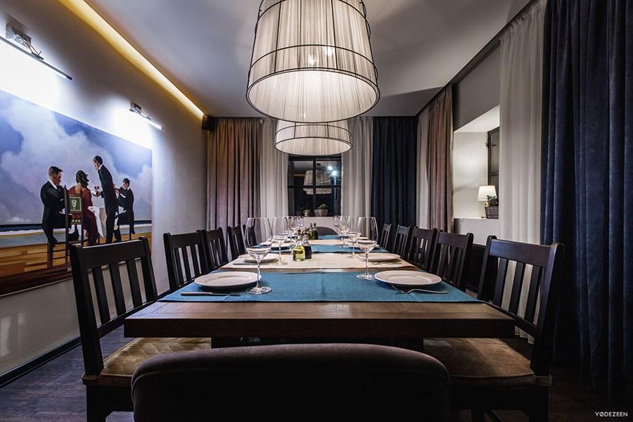 Toscana Grill Restaurant by YoDezeen 13