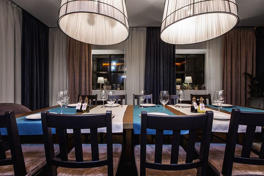 Toscana Grill Restaurant by YoDezeen 14