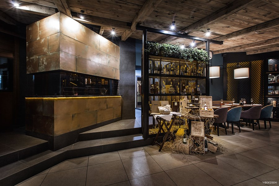 Toscana Grill Restaurant by YoDezeen 15