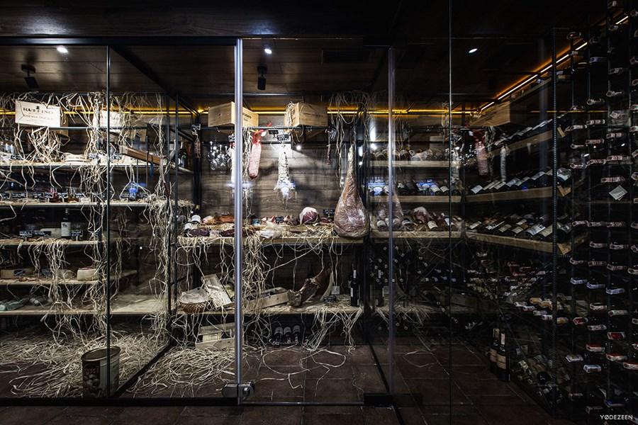 Toscana Grill Restaurant by YoDezeen 16