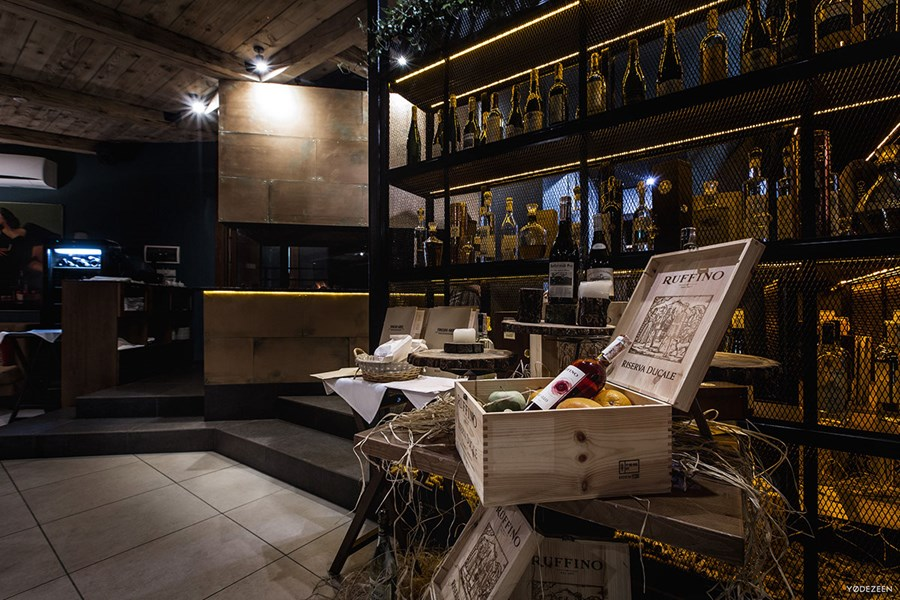 Toscana Grill Restaurant by YoDezeen 17