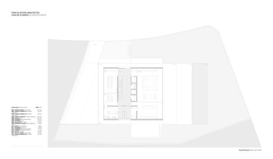 Aluminium House by Fran Silvestre Arquitectos 25