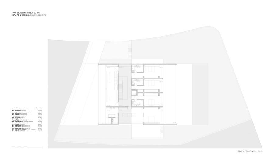 Aluminium House by Fran Silvestre Arquitectos 26