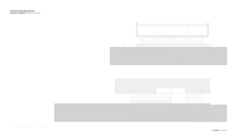 Aluminium House by Fran Silvestre Arquitectos 28