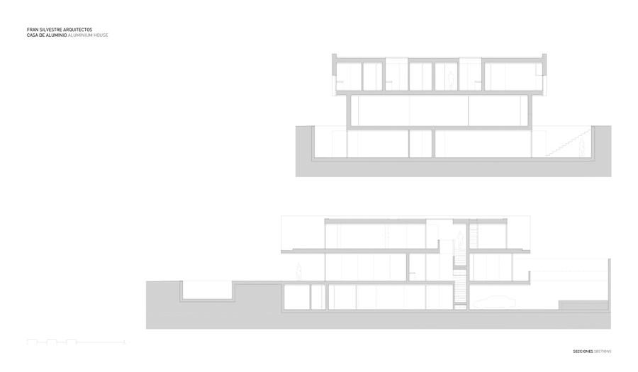 Aluminium House by Fran Silvestre Arquitectos 29
