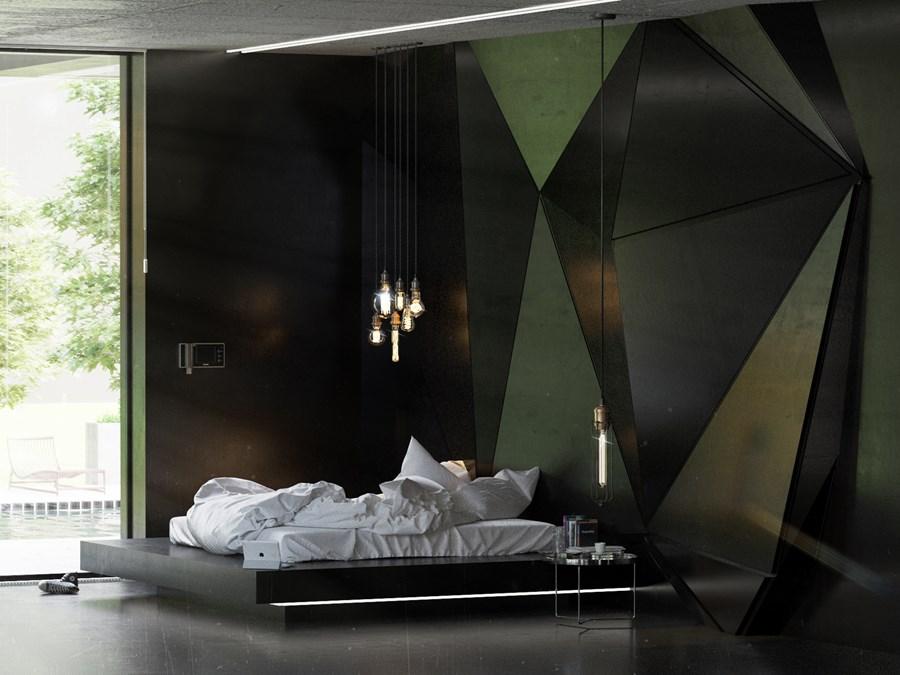 Black Box house interior by O.M. Shumelda 07