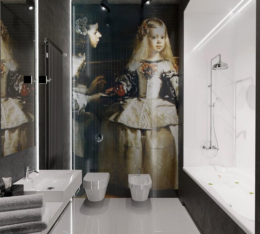 Black Box house interior by O.M. Shumelda 11