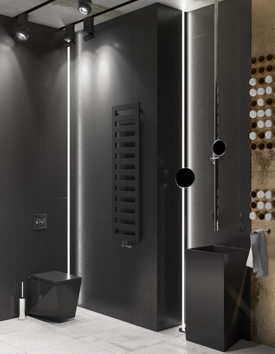 Black Box house interior by O.M. Shumelda 12