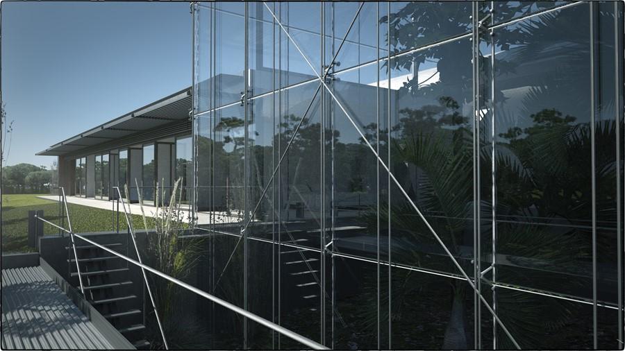 Concrete Tube House by Razvan Barsan + Partners 04
