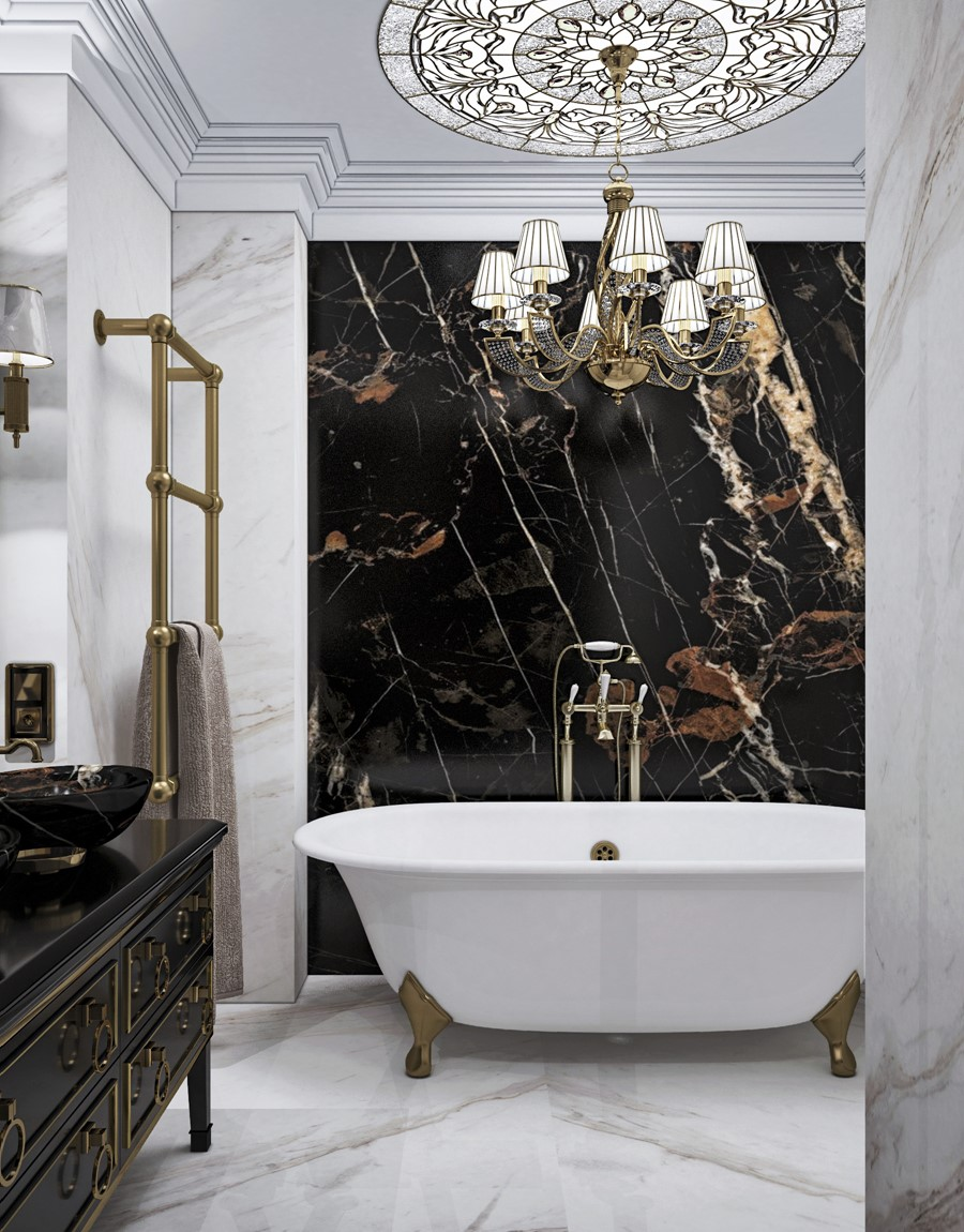 Luxury design in the neoclassical style by Building Evolution 11