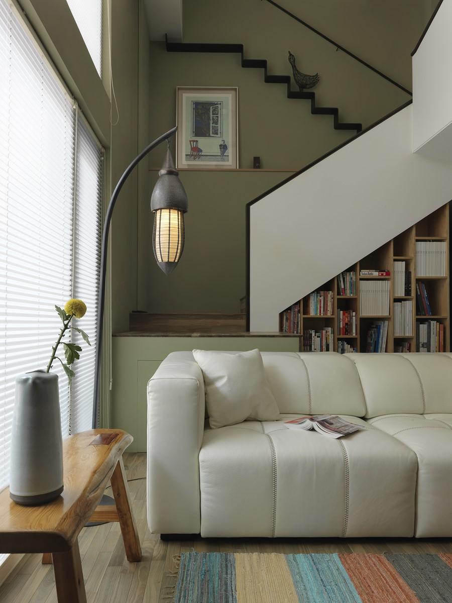 2 storey apartment by Hozo Interior Design 02