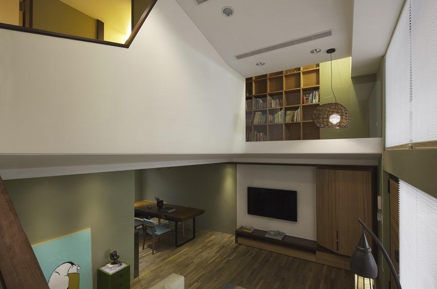 2 storey apartment by Hozo Interior Design 04