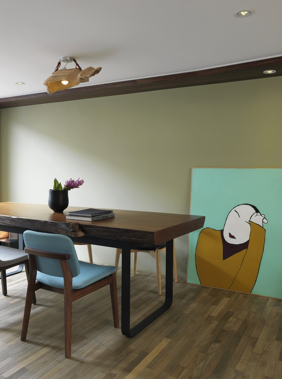 2 storey apartment by Hozo Interior Design 07
