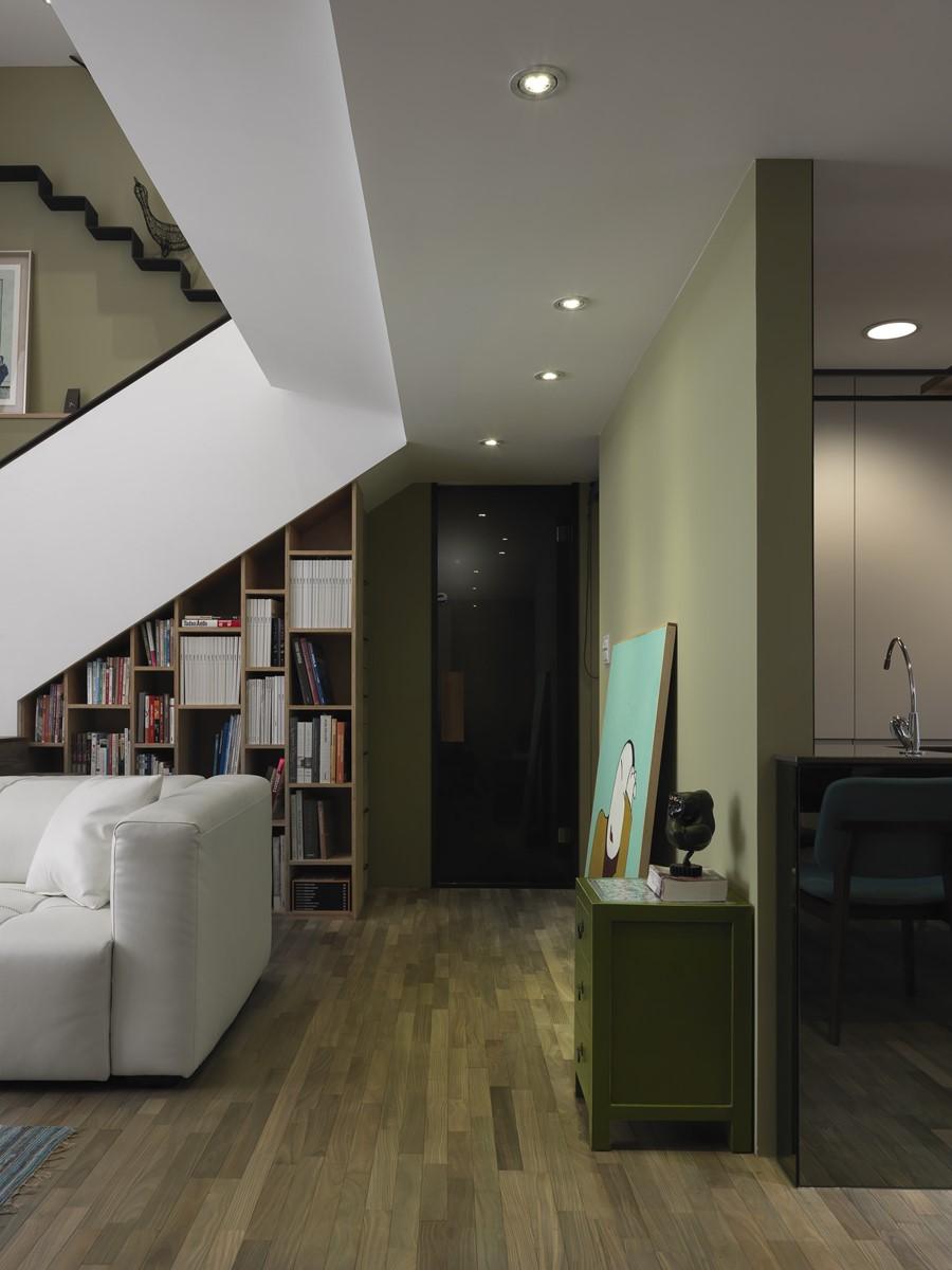 2 storey apartment by Hozo Interior Design 09