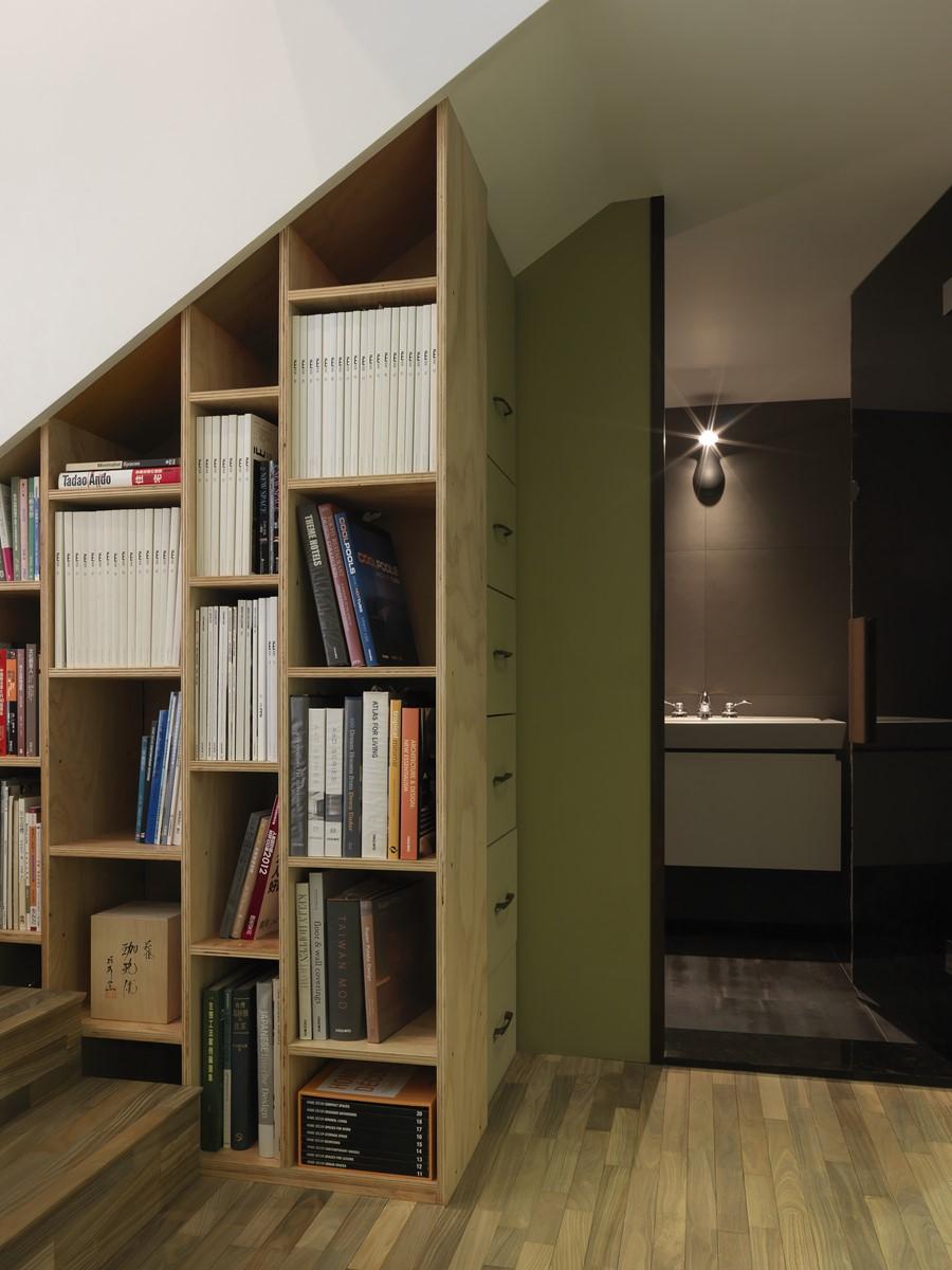 2 storey apartment by Hozo Interior Design 10
