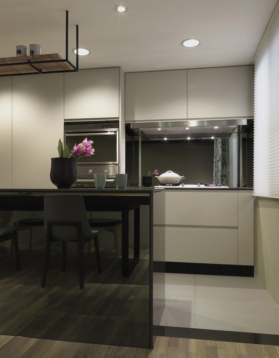 2 storey apartment by Hozo Interior Design 13
