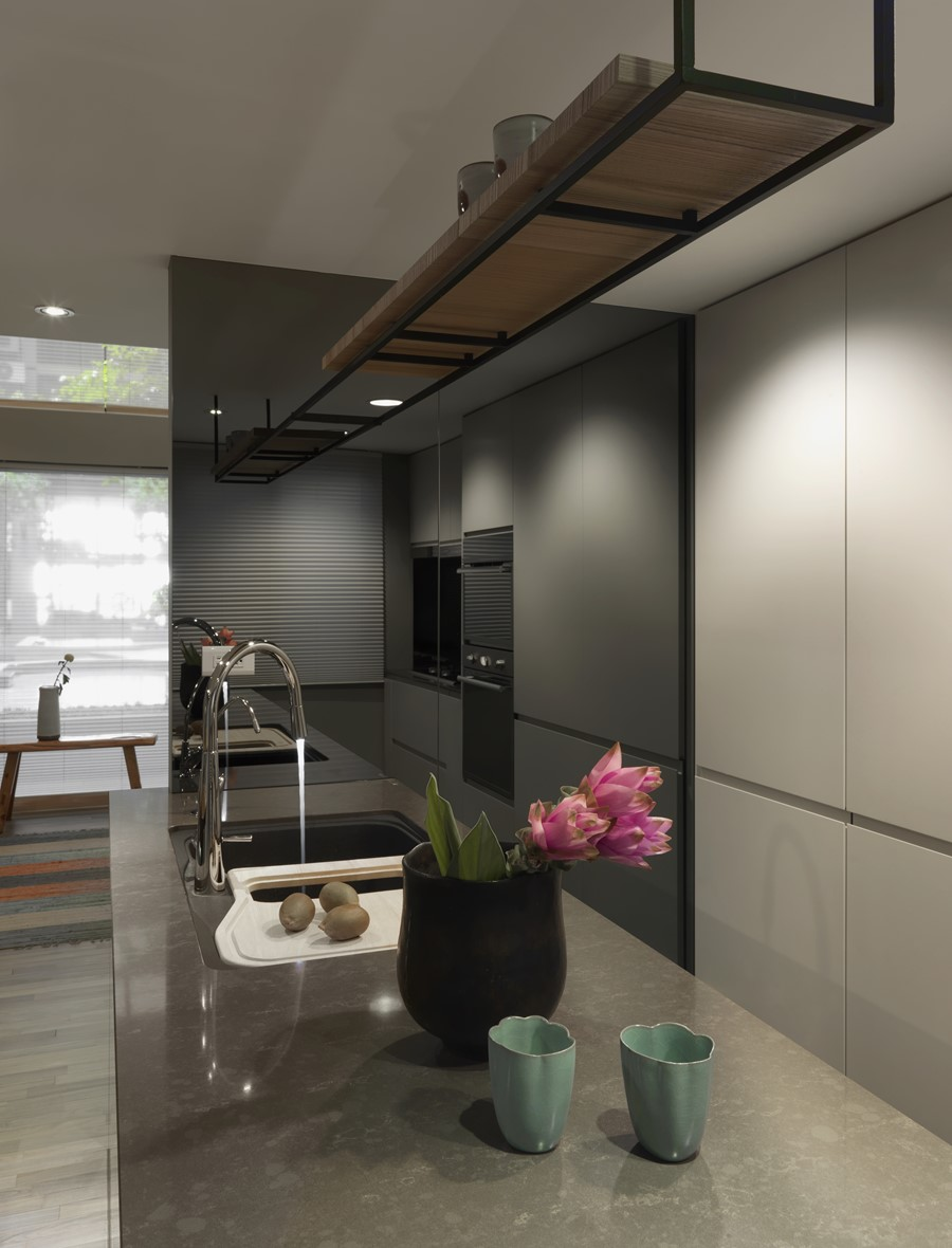 2 storey apartment by Hozo Interior Design 15