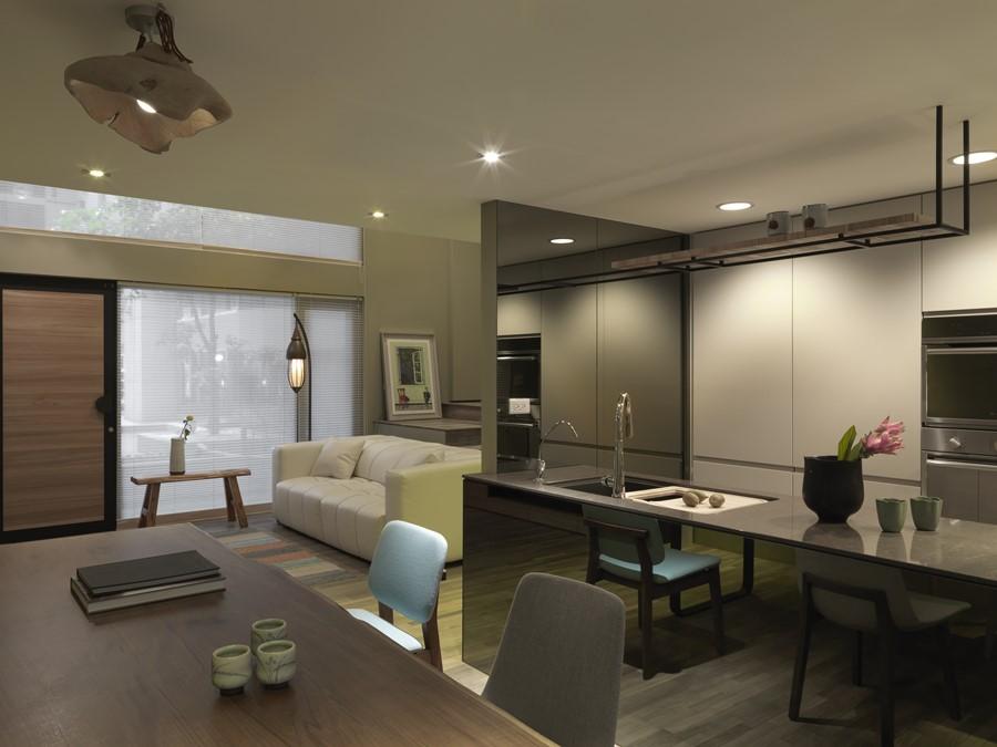 2 storey apartment by Hozo Interior Design 17