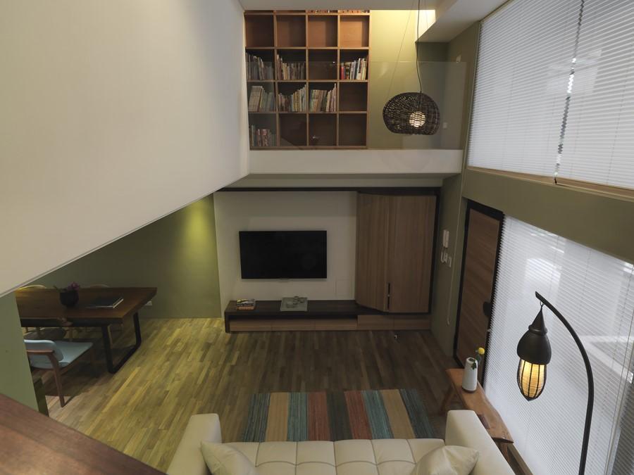 2 storey apartment by Hozo Interior Design 19