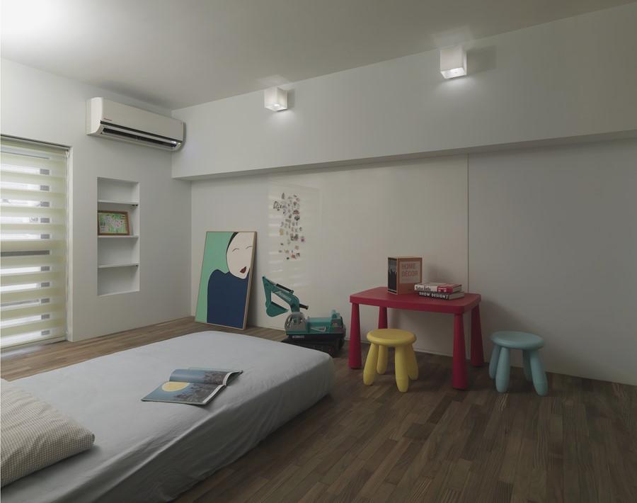 2 storey apartment by Hozo Interior Design 20