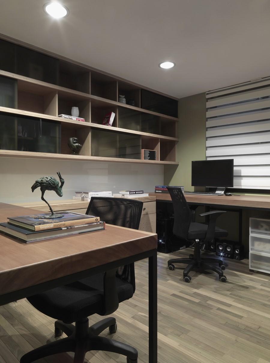 2 storey apartment by Hozo Interior Design 25