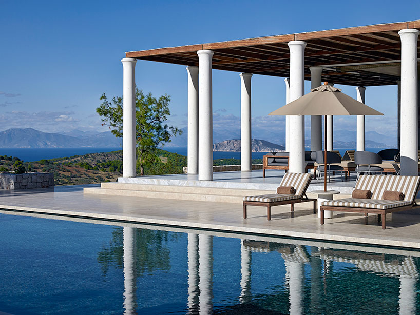 Amanzoe Residences, Inspired By Traditional Greek Architecture 04